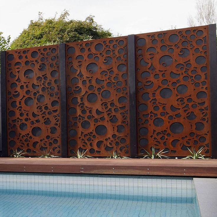 Diy Living Fence Art 48 - Heart-Stopping DIY Living Fence Art Ideas
