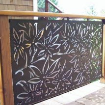 Diy Living Fence Art 49 214x214 - Heart-Stopping DIY Living Fence Art Ideas