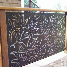 Diy Living Fence Art 49 214x214 - Heart-Stopping DIY Living Fence Art Ideas