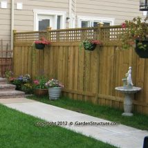 Diy Living Fence Art 6 214x214 - Heart-Stopping DIY Living Fence Art Ideas