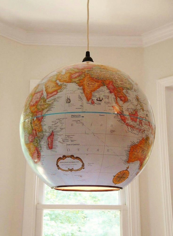 Diy Map Crafts 11 - Amazing DIY Map Crafts Ideas For Everyone
