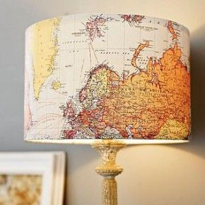 Diy Map Crafts 12 - Amazing DIY Map Crafts Ideas For Everyone
