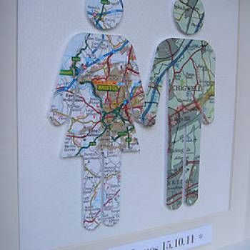 Diy Map Crafts 14 - Amazing DIY Map Crafts Ideas For Everyone