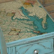 Diy Map Crafts 17 214x214 - Amazing DIY Map Crafts Ideas for everyone