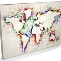 Diy Map Crafts 20 214x214 - Amazing DIY Map Crafts Ideas for everyone