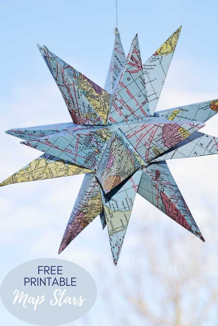 Diy Map Crafts 25 - Amazing DIY Map Crafts Ideas For Everyone