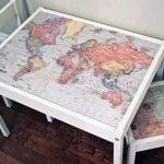 Diy Map Crafts 26 - Amazing DIY Map Crafts Ideas For Everyone