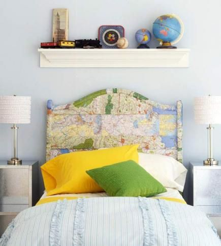 Diy Map Crafts 31 - Amazing DIY Map Crafts Ideas For Everyone