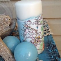Diy Map Crafts 35 214x214 - Amazing DIY Map Crafts Ideas for everyone