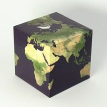 Diy Map Crafts 40 214x214 - Amazing DIY Map Crafts Ideas for everyone