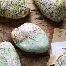 Diy Map Crafts 42 214x214 - Amazing DIY Map Crafts Ideas for everyone