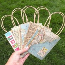 Diy Map Crafts 43 214x214 - Amazing DIY Map Crafts Ideas for everyone
