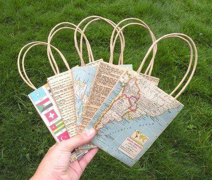 Diy Map Crafts 43 - Amazing DIY Map Crafts Ideas For Everyone