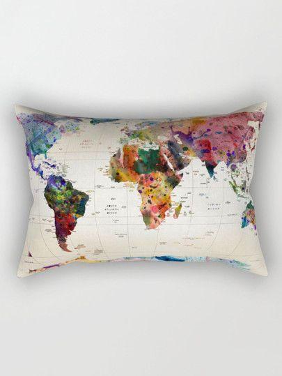 Diy Map Crafts 49 - Amazing DIY Map Crafts Ideas For Everyone