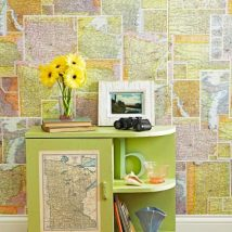 Diy Map Crafts 5 214x214 - Amazing DIY Map Crafts Ideas for everyone