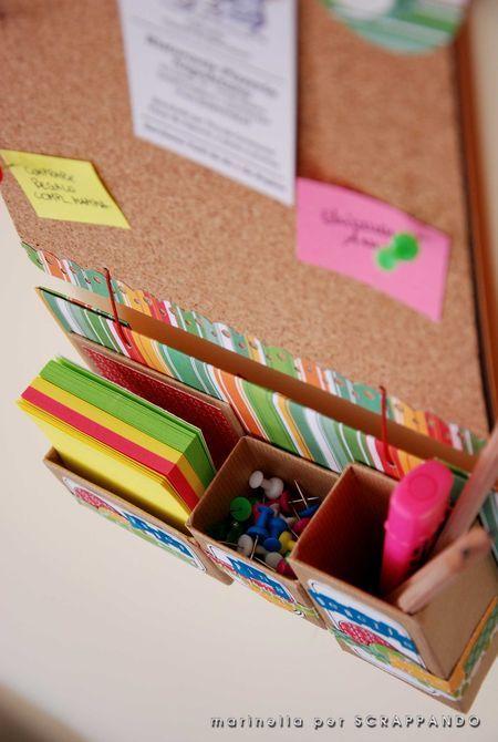 Diy Memo Board 1 - Coolest DIY Memo Board Ideas