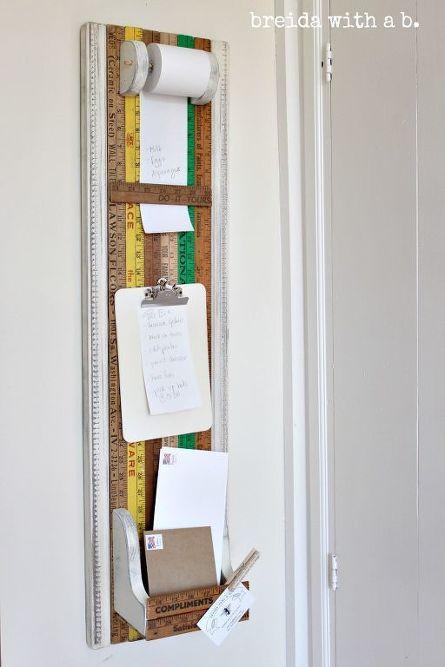 Diy Memo Board 11 - Coolest DIY Memo Board Ideas