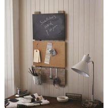 Diy Memo Board 13 214x214 - Coolest DIY Memo Board Ideas