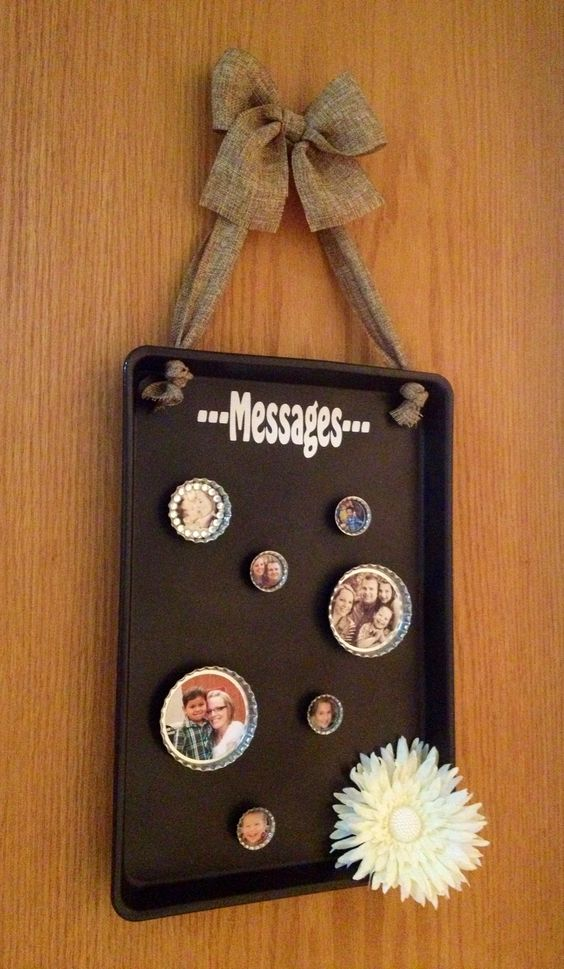 Diy Memo Board 14 - Coolest DIY Memo Board Ideas