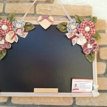 Diy Memo Board 16 214x214 - Coolest DIY Memo Board Ideas