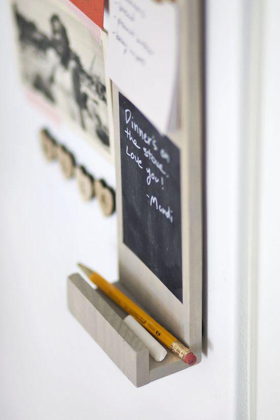 Diy Memo Board 18 - Coolest DIY Memo Board Ideas