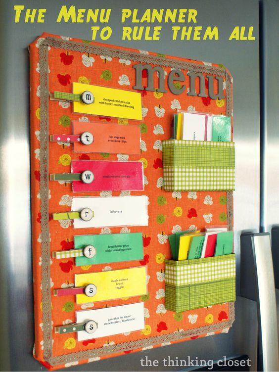 Diy Memo Board 19 - Coolest DIY Memo Board Ideas