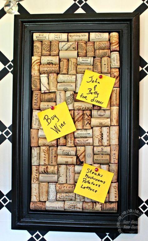 Diy Memo Board 2 - Coolest DIY Memo Board Ideas