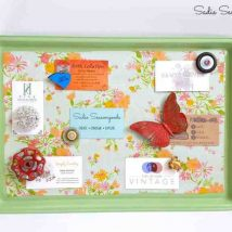 Diy Memo Board 24 214x214 - Coolest DIY Memo Board Ideas