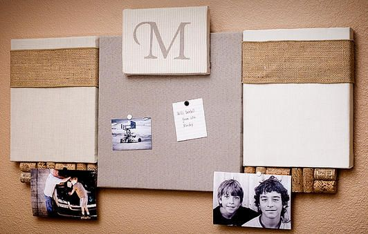 Diy Memo Board 28 - Coolest DIY Memo Board Ideas
