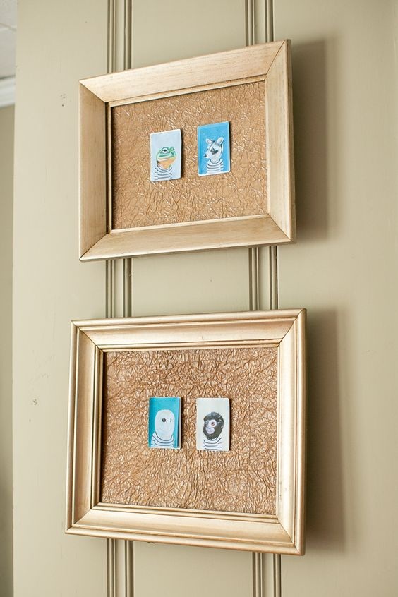 Diy Memo Board 29 - Coolest DIY Memo Board Ideas