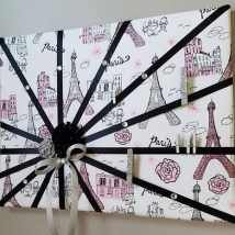 Diy Memo Board 38 214x214 - Coolest DIY Memo Board Ideas
