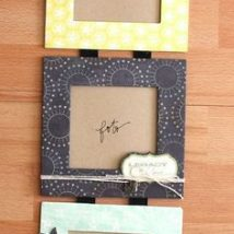 Diy Memo Board 39 214x214 - Coolest DIY Memo Board Ideas