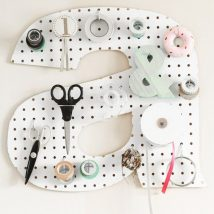 Diy Memo Board 40 214x214 - Coolest DIY Memo Board Ideas