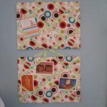 Diy Memo Board 42 214x214 - Coolest DIY Memo Board Ideas