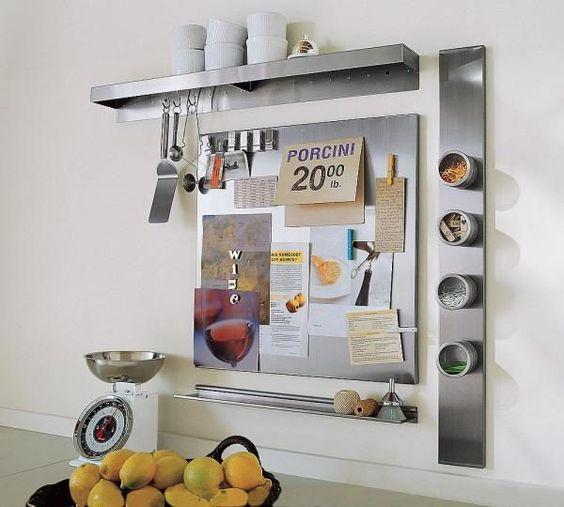 Diy Memo Board 43 - Coolest DIY Memo Board Ideas