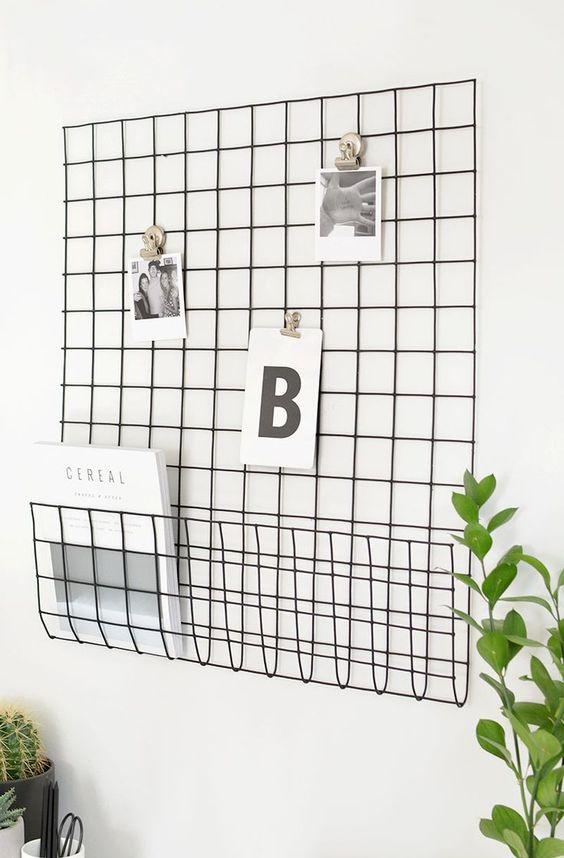 Diy Memo Board 44 - Coolest DIY Memo Board Ideas