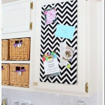Diy Memo Board 9 214x214 - Coolest DIY Memo Board Ideas
