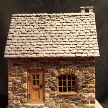 Diy Miniature Stone Houses 11 214x214 - Cutest DIY Miniature Stone House Ideas