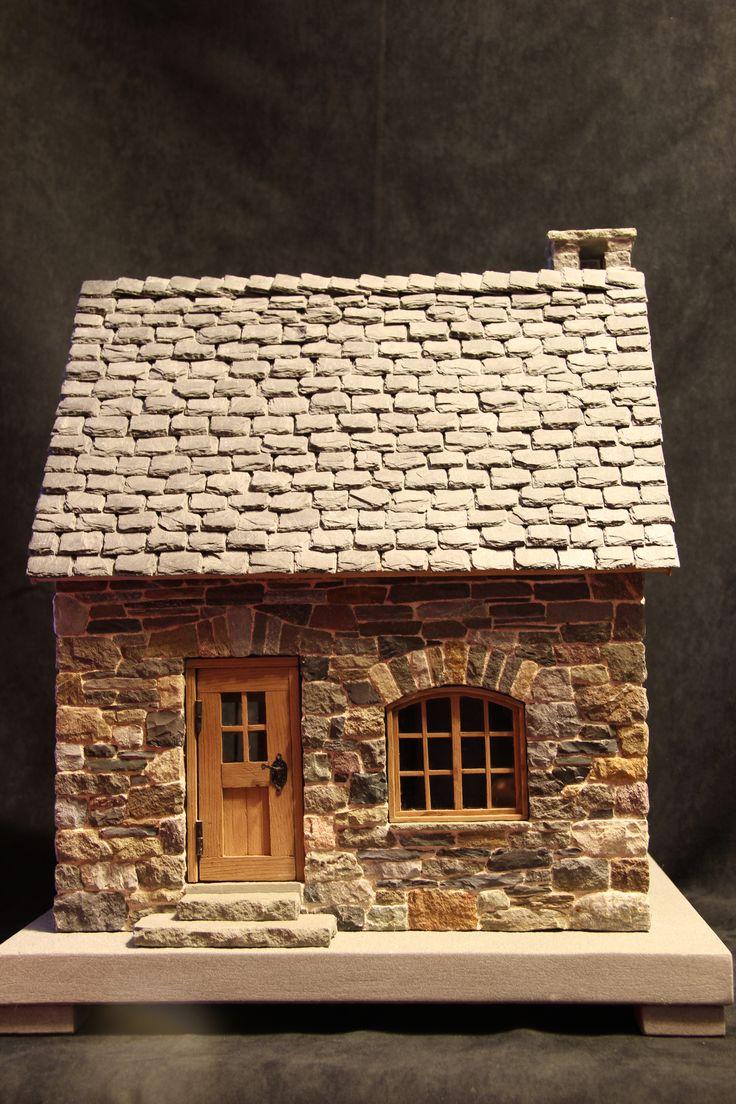 Diy Miniature Stone Houses 11 - Cutest DIY Miniature Stone House Ideas