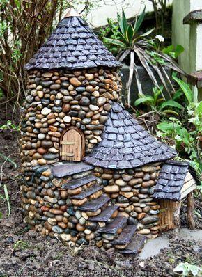 Diy Miniature Stone Houses 14 - Cutest DIY Miniature Stone House Ideas