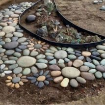 Diy Miniature Stone Houses 15 214x214 - Cutest DIY Miniature Stone House Ideas