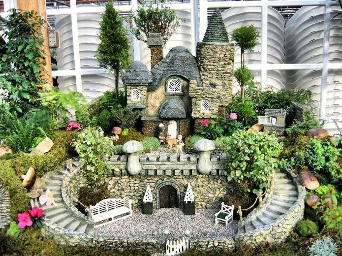 Diy Miniature Stone Houses 2 - Cutest DIY Miniature Stone House Ideas