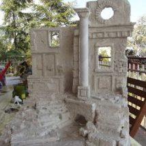 Diy Miniature Stone Houses 22 214x214 - Cutest DIY Miniature Stone House Ideas