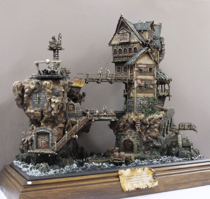 Diy Miniature Stone Houses 25 - Cutest DIY Miniature Stone House Ideas