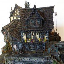 Diy Miniature Stone Houses 26 214x214 - Cutest DIY Miniature Stone House Ideas