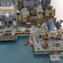 Diy Miniature Stone Houses 28 214x214 - Cutest DIY Miniature Stone House Ideas
