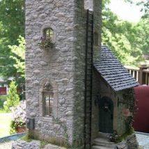 Diy Miniature Stone Houses 3 214x214 - Cutest DIY Miniature Stone House Ideas