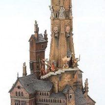 Diy Miniature Stone Houses 30 214x214 - Cutest DIY Miniature Stone House Ideas