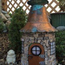 Diy Miniature Stone Houses 31 214x214 - Cutest DIY Miniature Stone House Ideas