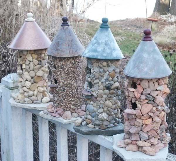 Diy Miniature Stone Houses 32 - Cutest DIY Miniature Stone House Ideas